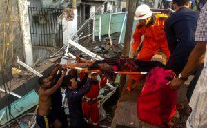 缅甸北部银行惊传爆炸 2死22伤