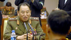 金正恩派「殺手」金英哲訪韓 韓在野黨籲擊斃