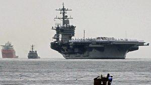 越戰結束最大軍事變化 美航艦戰鬥群將首訪峴港
