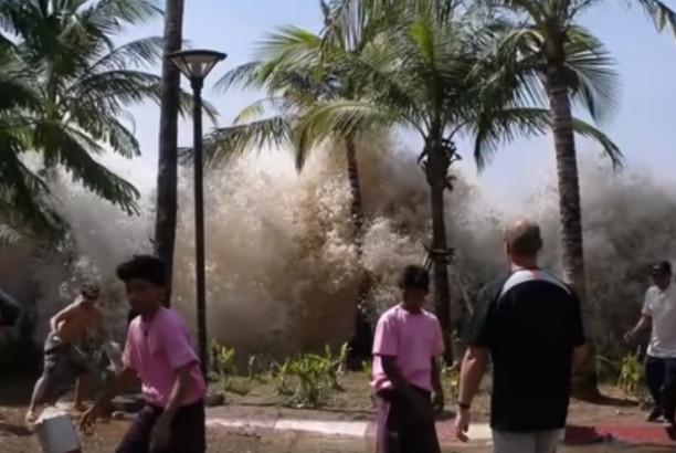 史上大海嘯 到底能有多高(視頻)