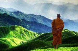 想变老都难 僧人睡觉戒律含养生玄机