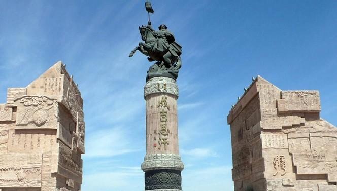 成吉思汗握「上帝之鞭」 創造6個世界之最