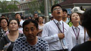 """专家:五头""""灰犀牛""""撞向中国 谁都躲不过"""