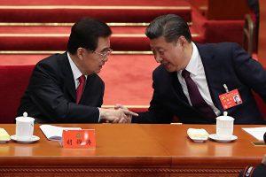 盤點北京修憲四大看點 胡錦濤被「扶正」