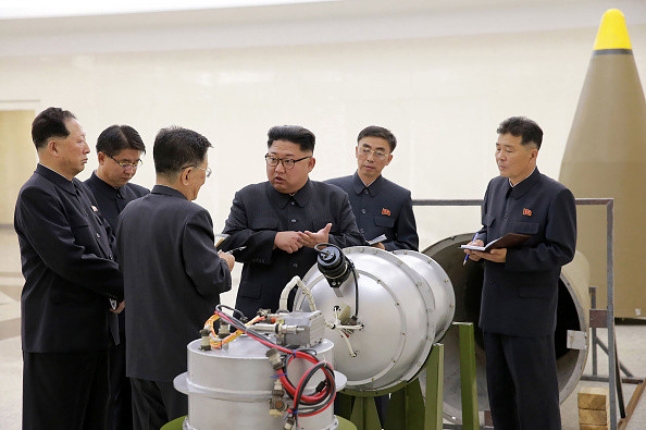 美媒:金正恩用化武向叙利亚换取核武技术和资金