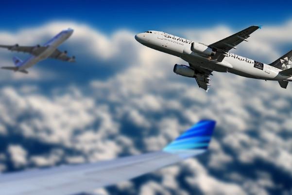 飞机为什么不会在空中相撞(视频)