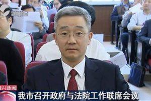首次当选人大代表 胡海峰被问提案内容4字作答