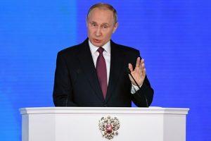 普京高调推核武 恐引发21世纪军备竞赛