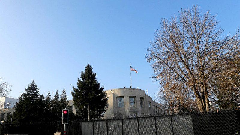 安全受到威脅 美駐土耳其大使館暫時關閉
