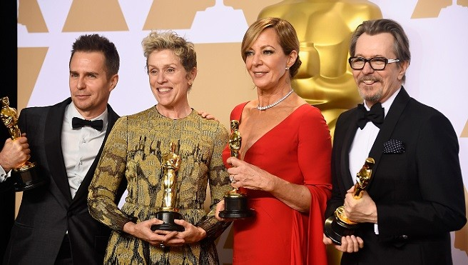 奥斯卡得奖完整名单 法兰西丝《意外》勇夺最佳女主角