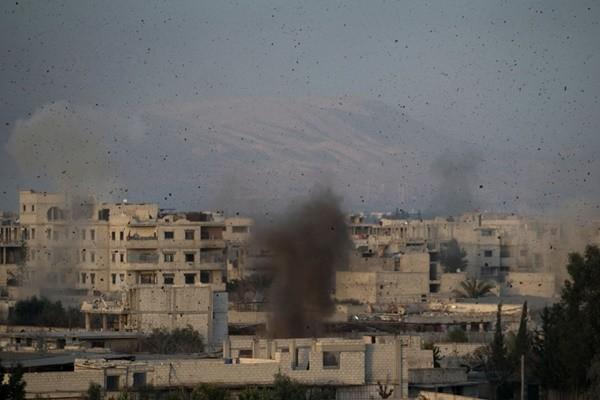敘軍攻擊東古塔區 火箭空襲再添34平民喪生