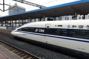 兩會首日高鐵癱瘓 網友:出事列車序號太敏感
