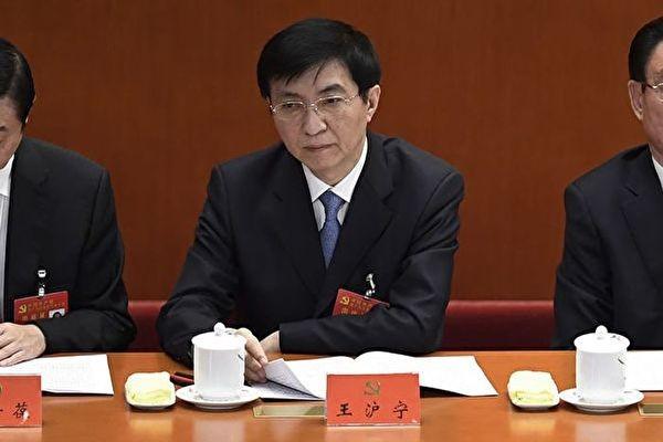 台媒:傳王滬寧接手張德江出任港澳小組組長