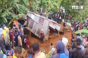 巴布亞紐幾內亞奪命地震不停 6.7餘震至少18人喪生
