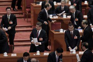 习近平首次公开对修宪表态:完全赞同