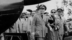蔣介石一語道破文革真相:東方瘋人院!