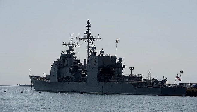美日海上聯合軍演如期舉行 強化實戰協作