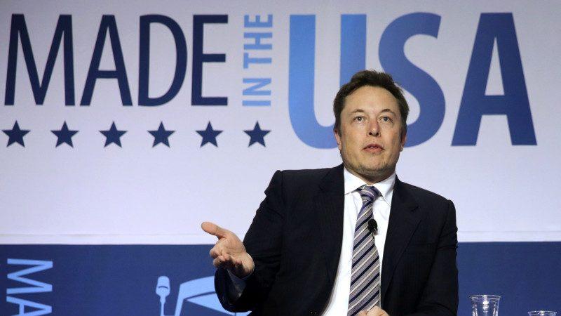 抱怨美中汽車貿易不公 馬斯克力挺川普徵稅