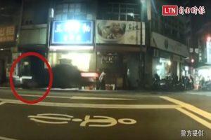 年輕人酒駕狂飆 太陽餅老店老闆娘被撞飛重摔身亡