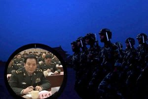 军委政法委书记李晓峰悄然去职 曾查办徐才厚谷俊山案
