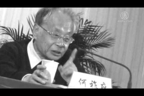 修宪成内部博弈筹码 罗干连襟何祚庥赤膊反对