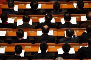 修憲表決不用電子表決器 反對、棄權、缺席投票將備受關注