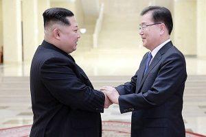 韓媒:除了美朝會談 金正恩還有「特別信息」給川普