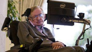 """76岁物理学家霍金去世 """"渐冻症""""再成话题"""