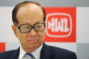 传李嘉诚宣布退休 长和集团旗下公司罕见同日公布业绩
