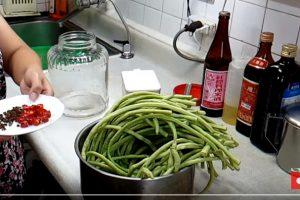 台灣大媽種豆角再也吃不完 自製酸豆角超簡單(視頻)