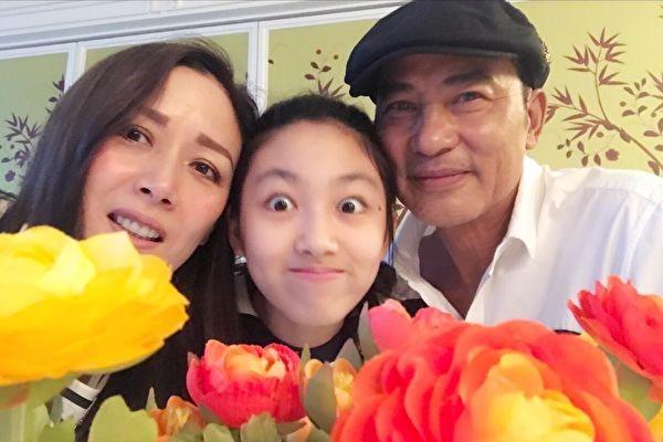 女兒13歲高170公分 任達華反對出道 網友讚爆