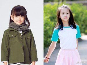 田亮为女儿森碟征集发型 网友投票特别一致
