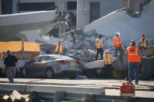 佛州工程師自信驚人 橋塌當天斷定裂縫無危險
