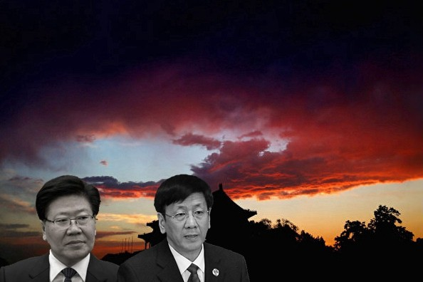 人大选举名单出台 张春贤曹建明仕途终结