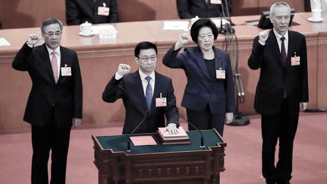 李克強內閣出爐:胡春華入閣 楊潔篪出局