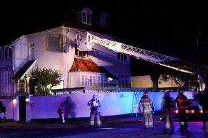 土耳其驻丹麦大使馆遭丢汽油弹 无人伤亡