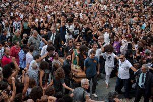 巴西女議員槍殺案 警:多起案件出自同批彈藥