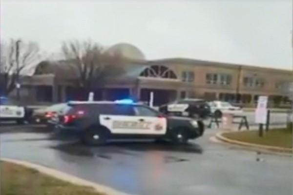 美馬里蘭州高中爆槍響 場面已控制