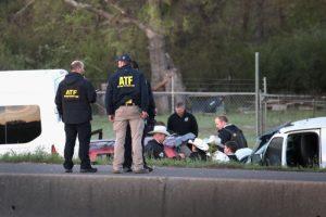 美德州連環爆炸案嫌犯鎖定 遭警方追捕自爆身亡