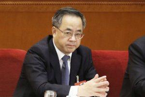 胡春華為何排在劉鶴前 揭秘中共高層排名