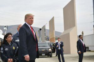 """巧用军费贴补""""西墙"""" 川普誓言保障边境投入"""