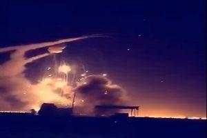 也門導彈攻擊沙特多城 巨大爆炸響徹天際釀1死2傷