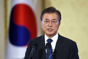 韩修宪总统可连任 文在寅不适用