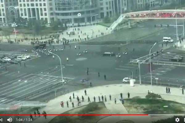 金正恩突擊訪華細節曝光 親共媒體爆料敏感被秒刪