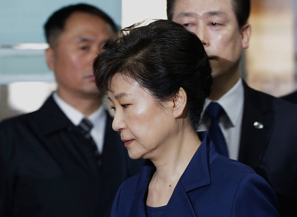 韓國檢方:朴槿惠涉嫌在世越號調查報告上作假