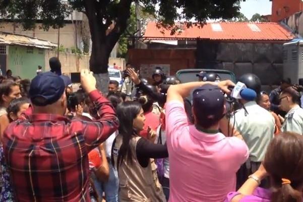 委内瑞拉拘留中心大火 至少68人死亡