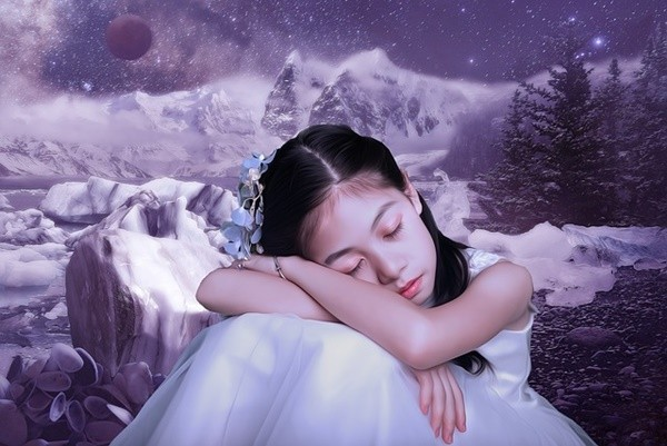 她在夢中採訪上帝 祂的答問震撼人心