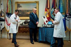美媒不滿川普任命新部長 原因或在一份體檢報告