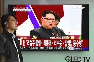 韓媒:金正恩翻版「戰國」 想用連橫破壞合縱