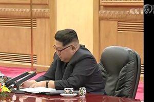朝鲜播放金正恩访华记录片 重要敏感内容被删